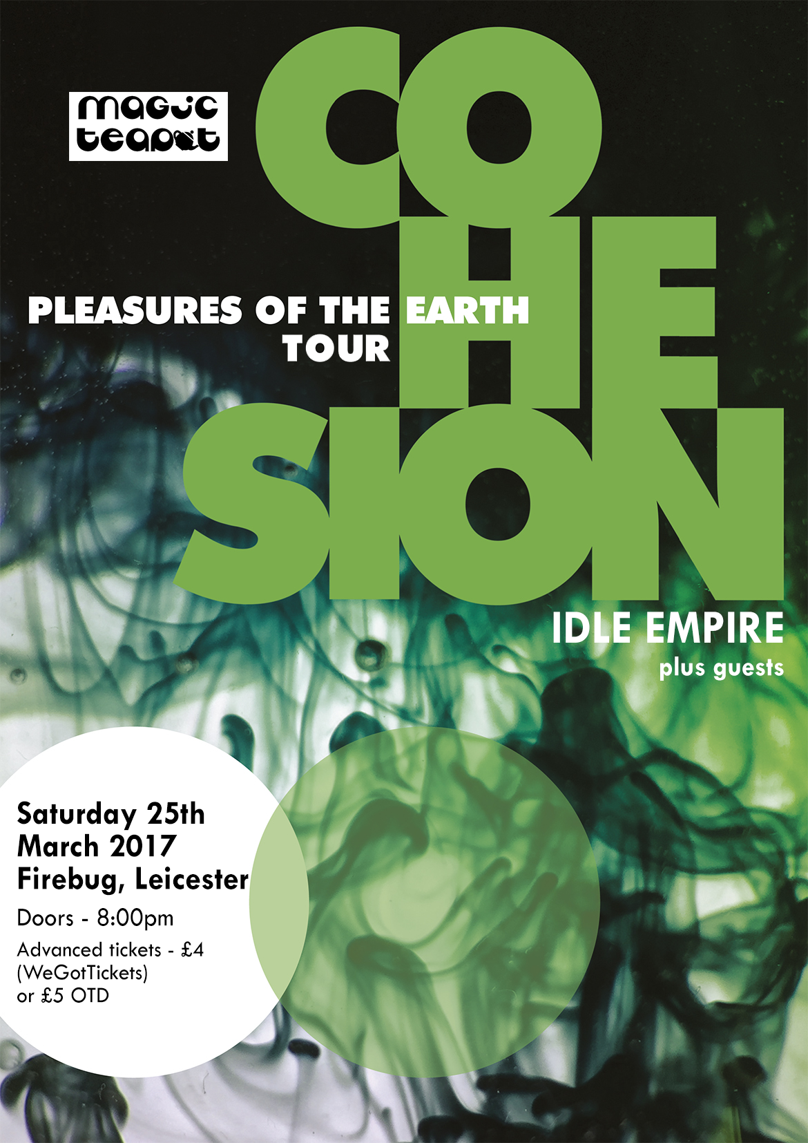 COHESION poster leicester